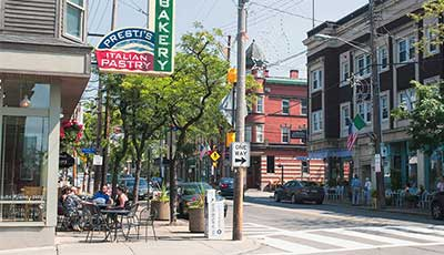 Picture of Little Italy - Click here to learn more about the Little Italy area